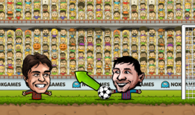 Puppet Soccer Championship