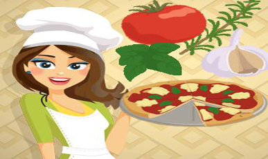Cooking with Emma - Pizza Margherita